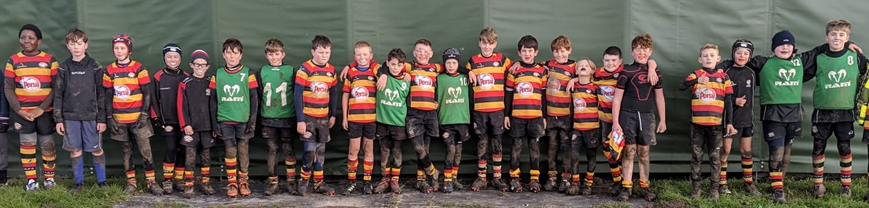 Welcome to Ashford Rugby Under 11s (Raptors)
